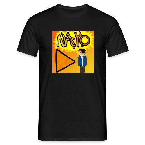 Nacho Title with Little guy - Men's T-Shirt