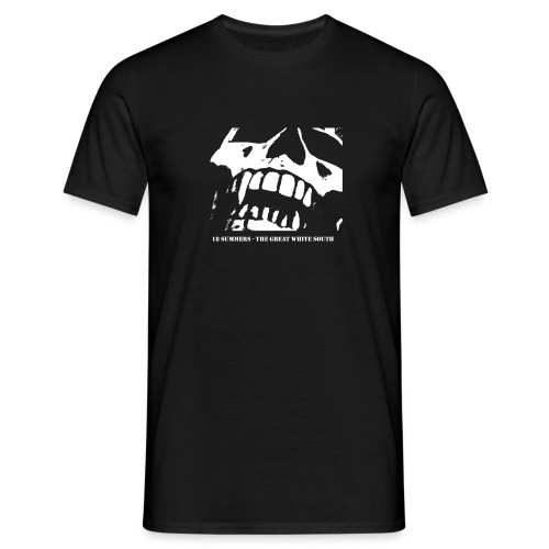 greatwhite geaendert - Männer T-Shirt