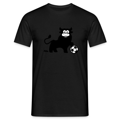 Stier WM (2c) - Männer T-Shirt