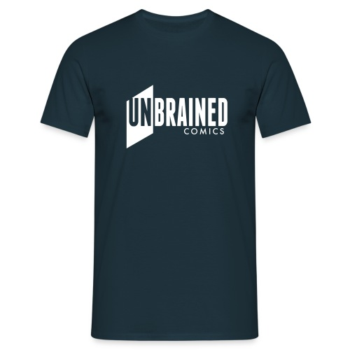 Unbrained LOGO - Camiseta hombre
