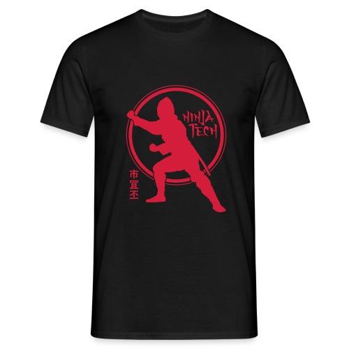 Ninja Tech - Männer T-Shirt