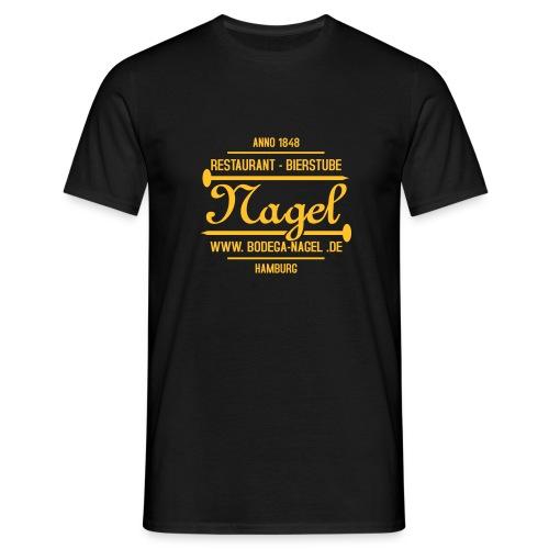 nageltshirt22 - Männer T-Shirt