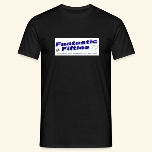 FF logo 2 - Men's T-Shirt