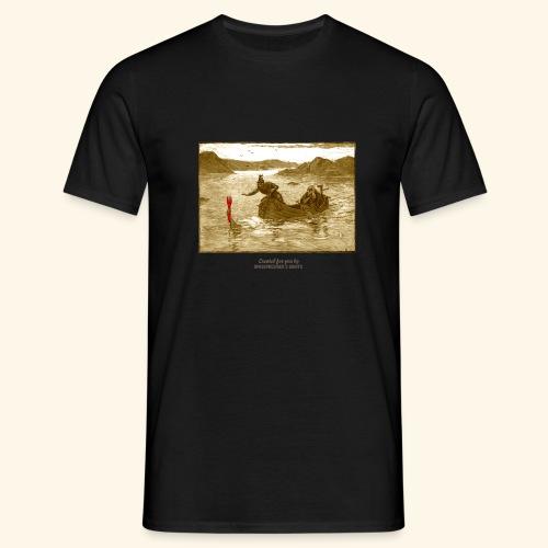Geek T Shirt Excalibur 2.0 - Männer T-Shirt