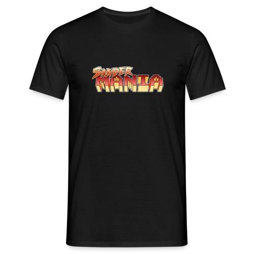 SanderMania Logo - Männer T-Shirt