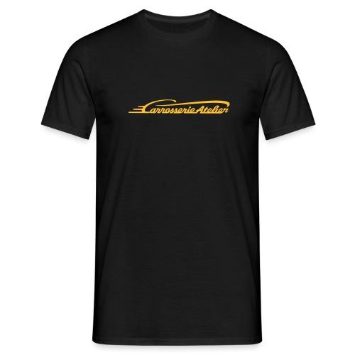 DEF LOGO CARROSS AUTO - Männer T-Shirt