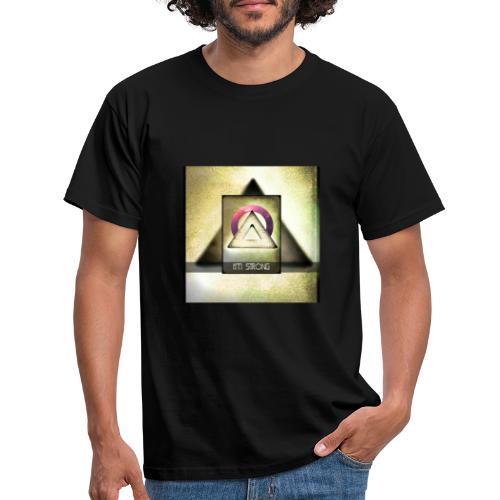 IM STRONG - Männer T-Shirt