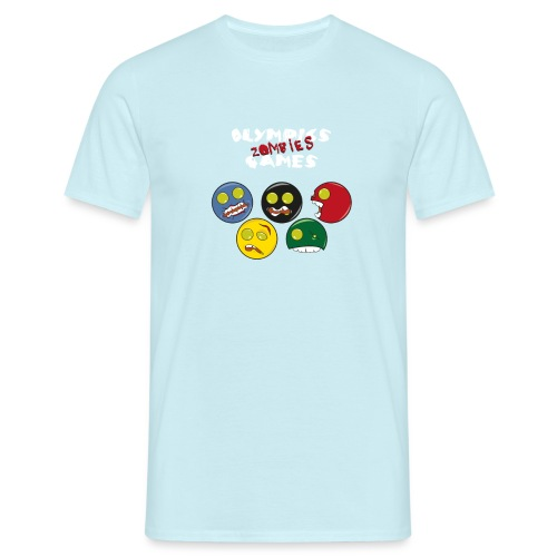 zombies games png - T-shirt Homme
