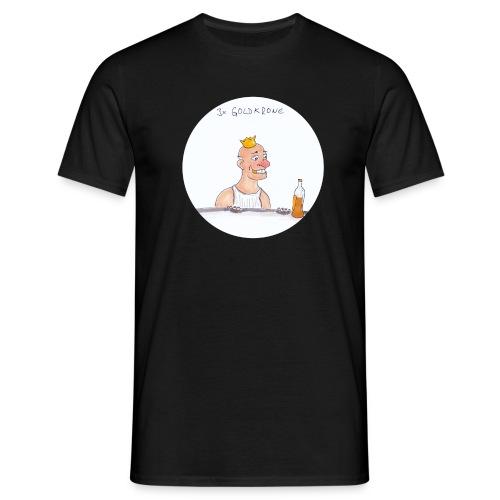 Goldkrone - Männer T-Shirt