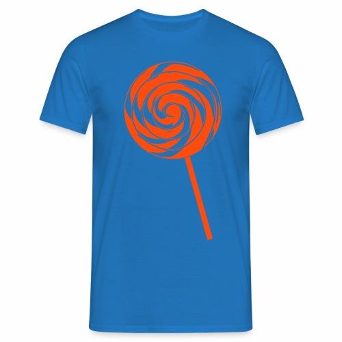 Retro Lolly - Männer T-Shirt