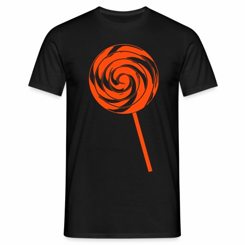 Retro Lolly - Männer T-Shirt