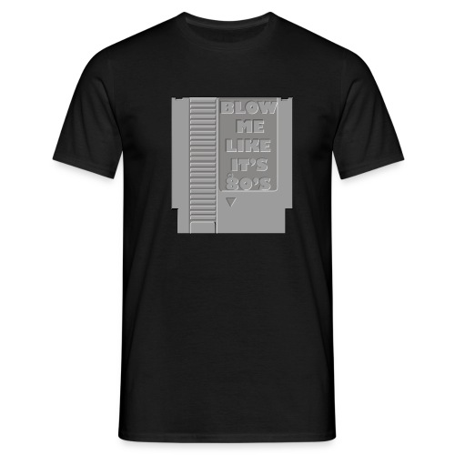 blow me - Camiseta hombre