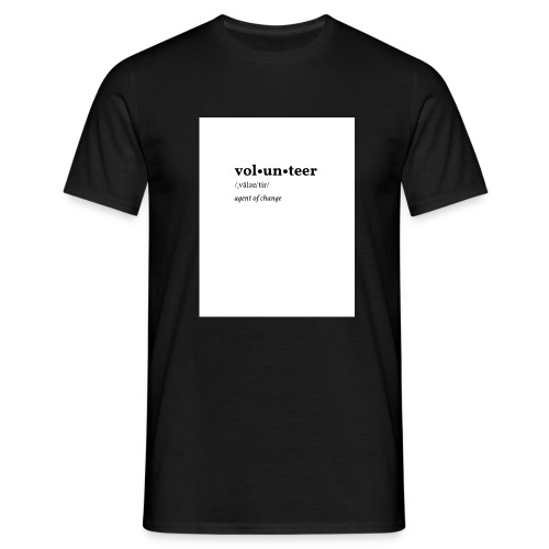 Volontaire - T-shirt Homme