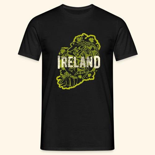 Ireland T Shirt Design - Männer T-Shirt