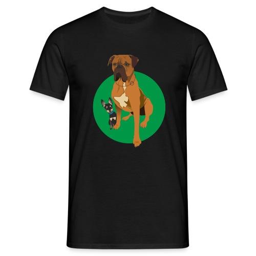 lucas y ron - Camiseta hombre