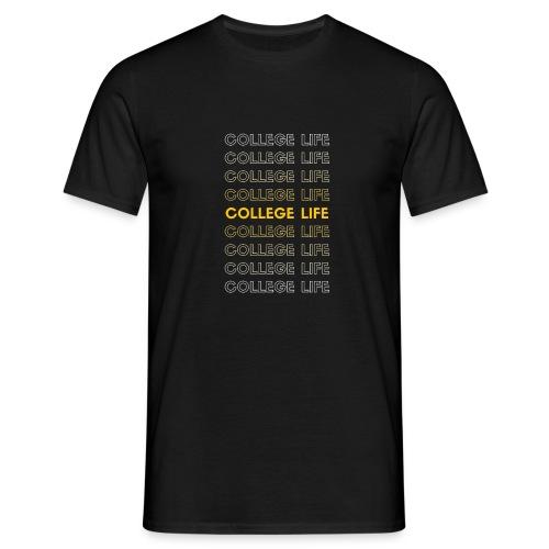 College Life - Men's T-Shirt
