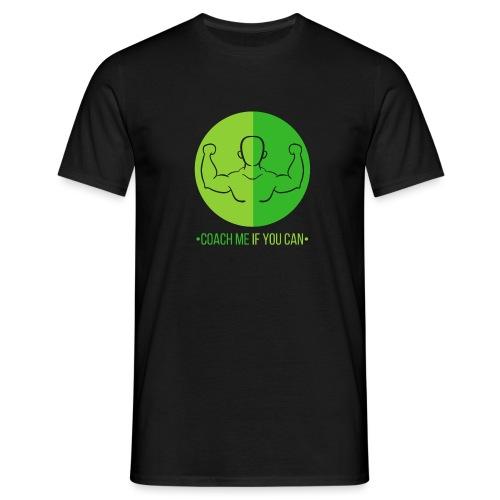 Muscle Vert - T-shirt Homme