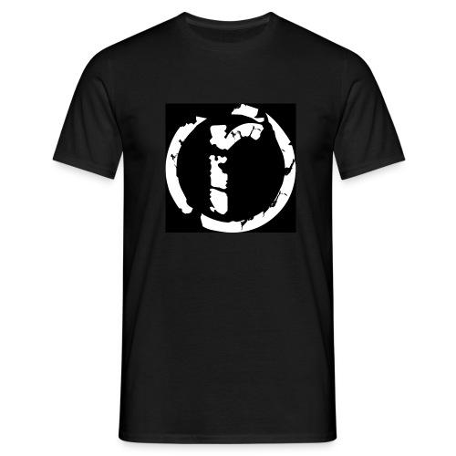 rockloader Logo - Männer T-Shirt