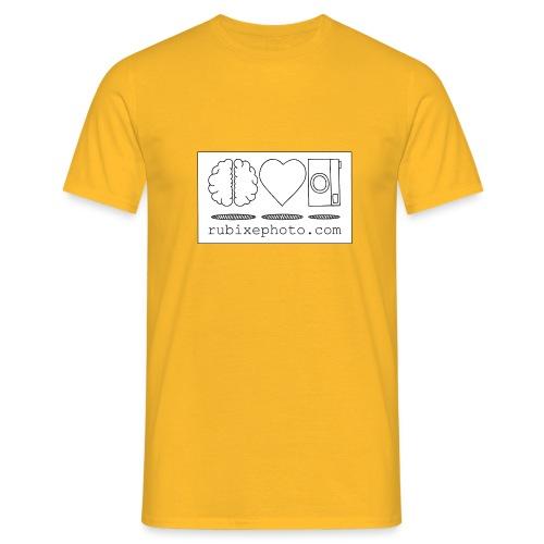 Rubixephoto - Camiseta hombre