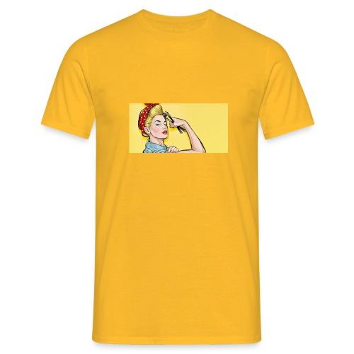 Women Power T-shirt - T-shirt Homme