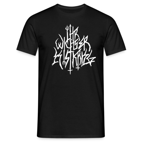 Black Metal ist Krieg - Männer T-Shirt