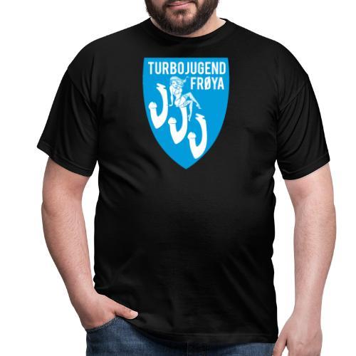 highreslogo copy - T-skjorte for menn