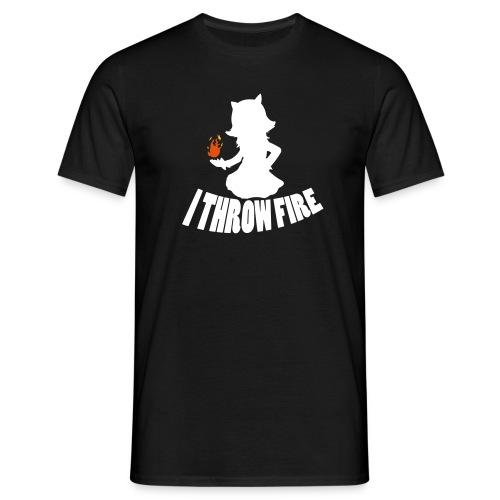 iThrowFire - Men's T-Shirt