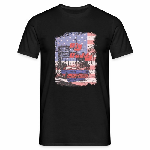 BIG DADDY - Men's T-Shirt