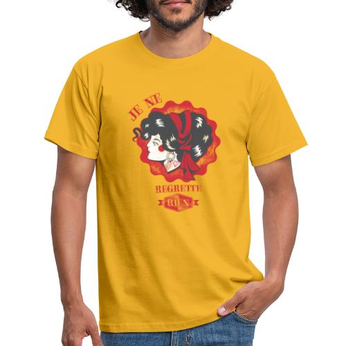 Je ne regrette rien - Männer T-Shirt