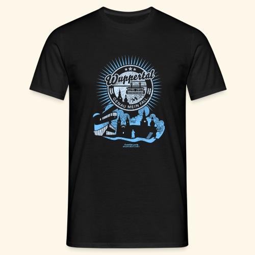 Wuppertal T Shirt Design - Männer T-Shirt