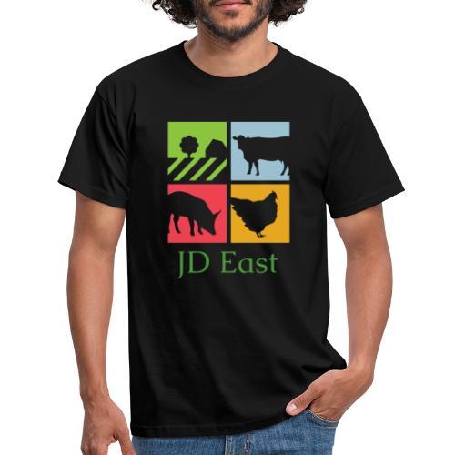 JD East - Männer T-Shirt