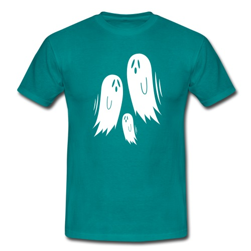Ghost family - T-shirt Homme