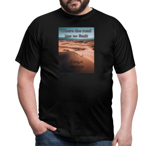Darkyek Adventure 3.0 G - Camiseta hombre