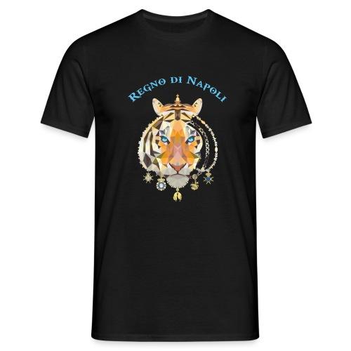 regno di napoli tigre - Maglietta da uomo