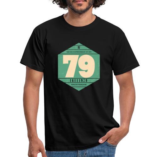 Vignette automobile 1979 - T-shirt Homme