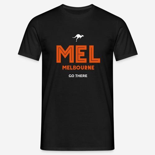 MELBOURNE! VAI LI! - Maglietta da uomo
