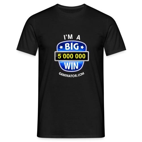 Big Win - Men's T-Shirt