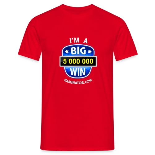 Big Win - Men's T-Shirt