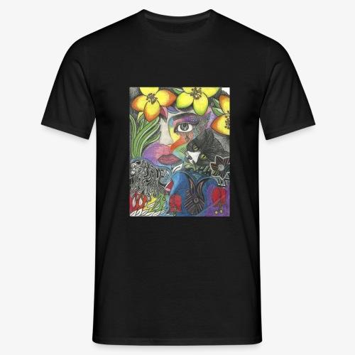 MADRE NATURALEZA YSLI - Camiseta hombre