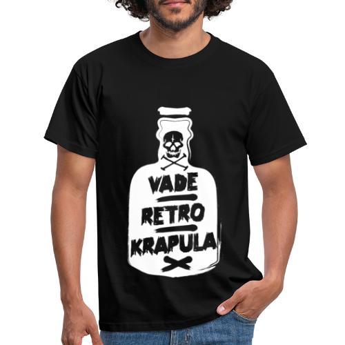 Vade Retro Krapula - Men's T-Shirt
