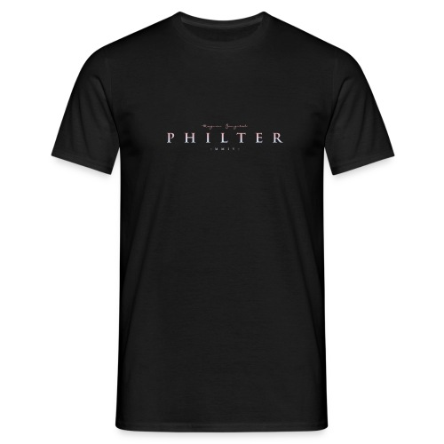 Philter Logo - Men's T-Shirt