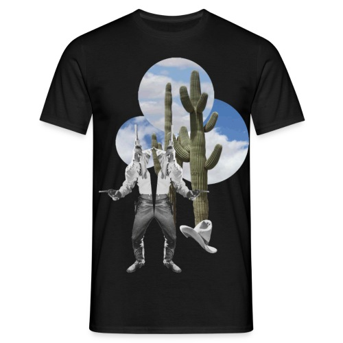 Kaktus - Männer T-Shirt