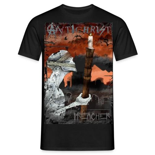 preacher - Männer T-Shirt