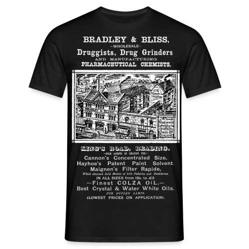 bradley png - Men's T-Shirt