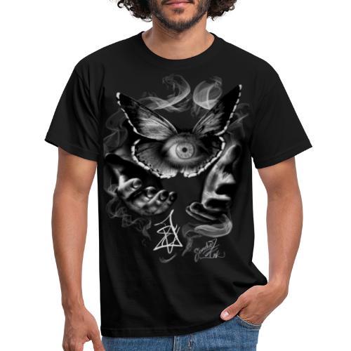 mariposa Look - Camiseta hombre