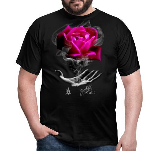 La rosa prospera - Camiseta hombre