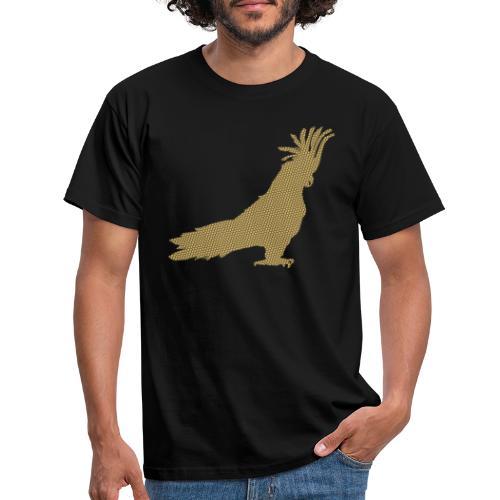 Papagei Gold - Männer T-Shirt
