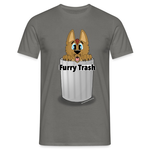 Furry Trash - Herre-T-shirt