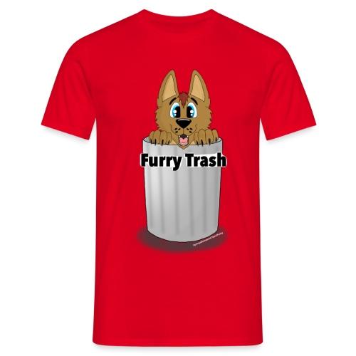 Furry Trash - Herre-T-shirt