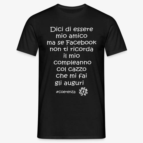 COMPLEANNO - Maglietta da uomo